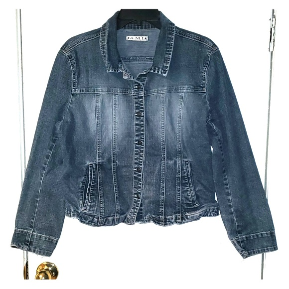 Ami Jackets & Blazers - 🔹️🔷️ 2 for $12 or 3 for $14  A.M.I. Jean Jacket